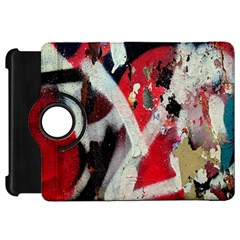 Abstract Graffiti Background Wallpaper Of Close Up Of Peeling Kindle Fire Hd 7