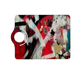 Abstract Graffiti Background Wallpaper Of Close Up Of Peeling Kindle Fire HD (2013) Flip 360 Case