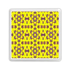 Yellow Seamless Wallpaper Digital Computer Graphic Memory Card Reader (square)