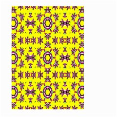 Yellow Seamless Wallpaper Digital Computer Graphic Large Garden Flag (Two Sides)