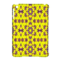 Yellow Seamless Wallpaper Digital Computer Graphic Apple Ipad Mini Hardshell Case (compatible With Smart Cover)
