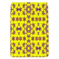 Yellow Seamless Wallpaper Digital Computer Graphic Flap Covers (s)