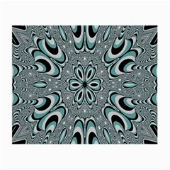 Kaleidoskope Digital Computer Graphic Small Glasses Cloth (2-Side)