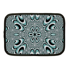 Kaleidoskope Digital Computer Graphic Netbook Case (Medium)
