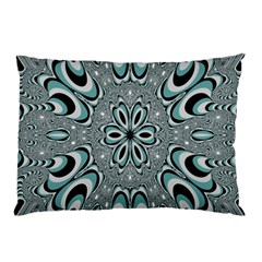 Kaleidoskope Digital Computer Graphic Pillow Case (two Sides)