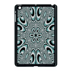 Kaleidoskope Digital Computer Graphic Apple Ipad Mini Case (black)