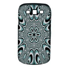 Kaleidoskope Digital Computer Graphic Samsung Galaxy S III Classic Hardshell Case (PC+Silicone)