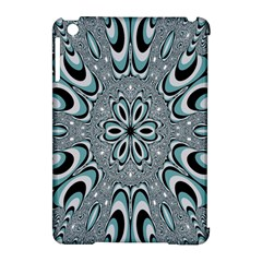 Kaleidoskope Digital Computer Graphic Apple Ipad Mini Hardshell Case (compatible With Smart Cover)