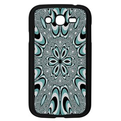 Kaleidoskope Digital Computer Graphic Samsung Galaxy Grand Duos I9082 Case (black)