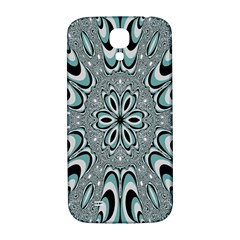 Kaleidoskope Digital Computer Graphic Samsung Galaxy S4 I9500/i9505  Hardshell Back Case