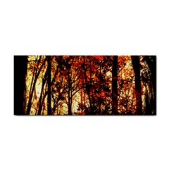 Forest Trees Abstract Cosmetic Storage Cases