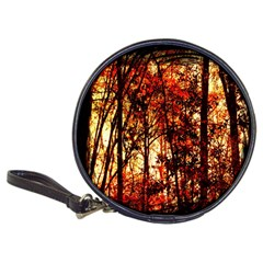 Forest Trees Abstract Classic 20-CD Wallets