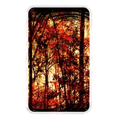 Forest Trees Abstract Memory Card Reader
