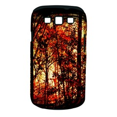 Forest Trees Abstract Samsung Galaxy S III Classic Hardshell Case (PC+Silicone)