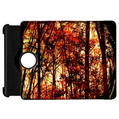 Forest Trees Abstract Kindle Fire Hd 7
