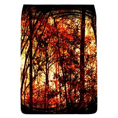 Forest Trees Abstract Flap Covers (L)