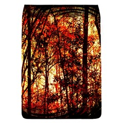Forest Trees Abstract Flap Covers (S)