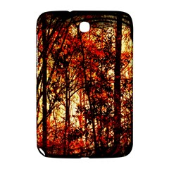 Forest Trees Abstract Samsung Galaxy Note 8.0 N5100 Hardshell Case