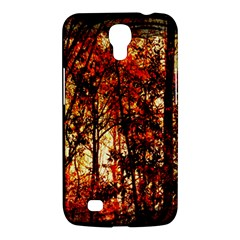 Forest Trees Abstract Samsung Galaxy Mega 6 3  I9200 Hardshell Case