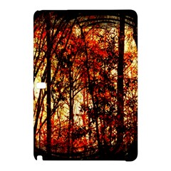 Forest Trees Abstract Samsung Galaxy Tab Pro 10.1 Hardshell Case