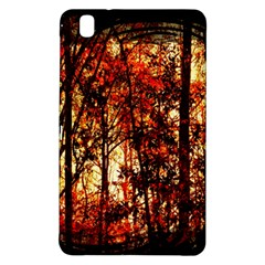 Forest Trees Abstract Samsung Galaxy Tab Pro 8 4 Hardshell Case