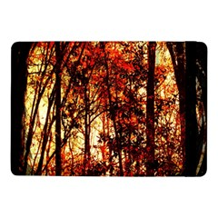 Forest Trees Abstract Samsung Galaxy Tab Pro 10 1  Flip Case
