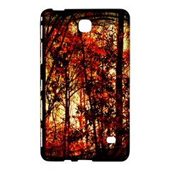 Forest Trees Abstract Samsung Galaxy Tab 4 (7 ) Hardshell Case