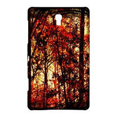 Forest Trees Abstract Samsung Galaxy Tab S (8 4 ) Hardshell Case