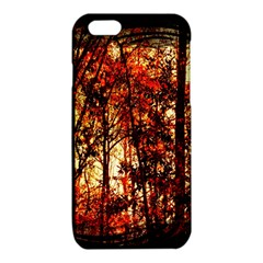 Forest Trees Abstract iPhone 6/6S TPU Case