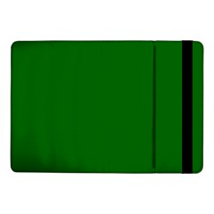 Dark Plain Green Samsung Galaxy Tab Pro 10.1  Flip Case