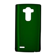 Dark Plain Green Lg G4 Hardshell Case
