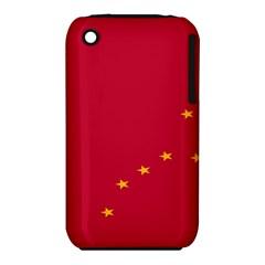Alaska Star Red Yellow iPhone 3S/3GS