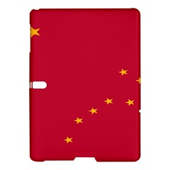 Alaska Star Red Yellow Samsung Galaxy Tab S (10 5 ) Hardshell Case