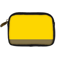 Trolley Yellow Brown Tropical Digital Camera Cases