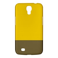 Trolley Yellow Brown Tropical Samsung Galaxy Mega 6.3  I9200 Hardshell Case