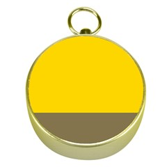Trolley Yellow Brown Tropical Gold Compasses