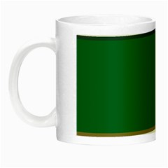 Blue Green Brown Night Luminous Mugs