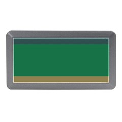 Blue Green Brown Memory Card Reader (Mini)