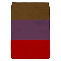 Brown Purple Red Flap Covers (S)