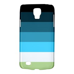 Line Color Black Green Blue White Galaxy S4 Active