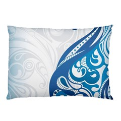Delicate Tree Leaf Pillow Case (Two Sides)