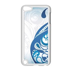 Delicate Tree Leaf Apple Ipod Touch 5 Case (white)