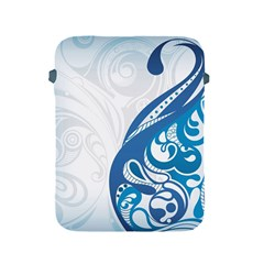 Delicate Tree Leaf Apple iPad 2/3/4 Protective Soft Cases