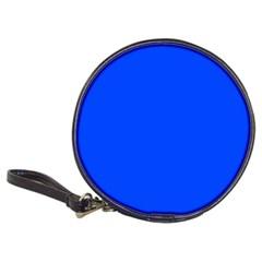 Plain Blue Classic 20-CD Wallets
