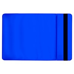 Plain Blue iPad Air Flip