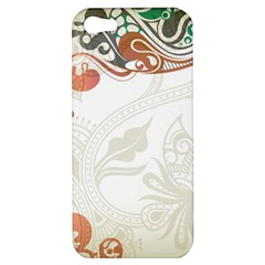 Flower Floral Tree Leaf Apple iPhone 5 Hardshell Case