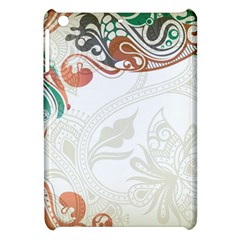 Flower Floral Tree Leaf Apple iPad Mini Hardshell Case