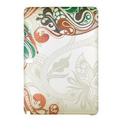 Flower Floral Tree Leaf Samsung Galaxy Tab Pro 10.1 Hardshell Case