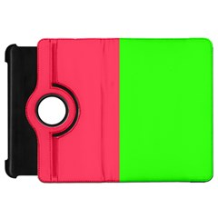Neon Red Green Kindle Fire HD 7