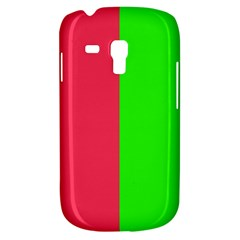 Neon Red Green Galaxy S3 Mini